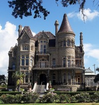 The Gresham Home (Bishop's Palace)