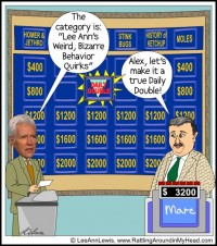 Disorder Jeopardy