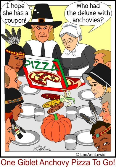 The Real First Thanksgiving